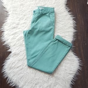 Anthropologie relaxed chino panst